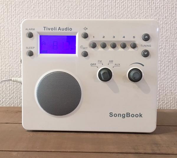 Tivoli audio song book amfmモノラルデジタルラジオ