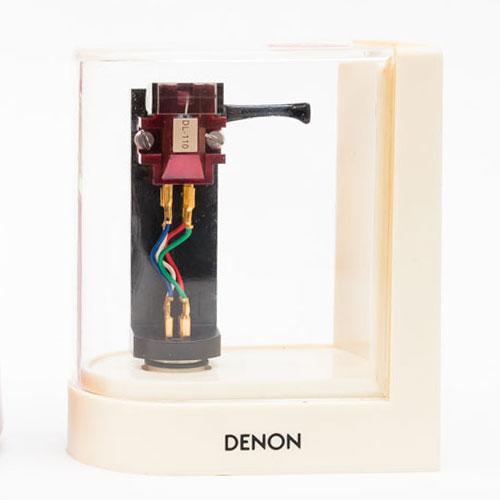 DENON MC型カートリッジ DL-110