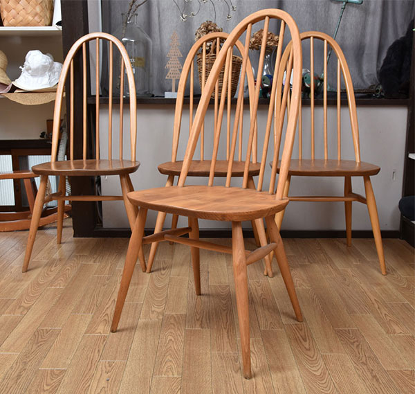 ERCOL(アーコール)クエーカーチェア