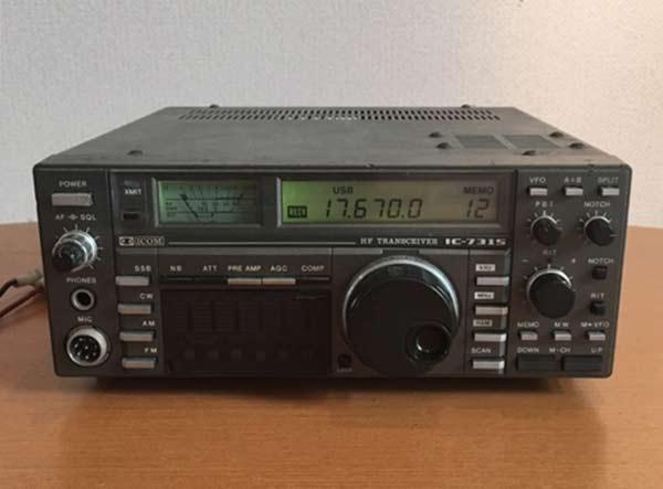 ICOM アイコム 無線機 IC-731S