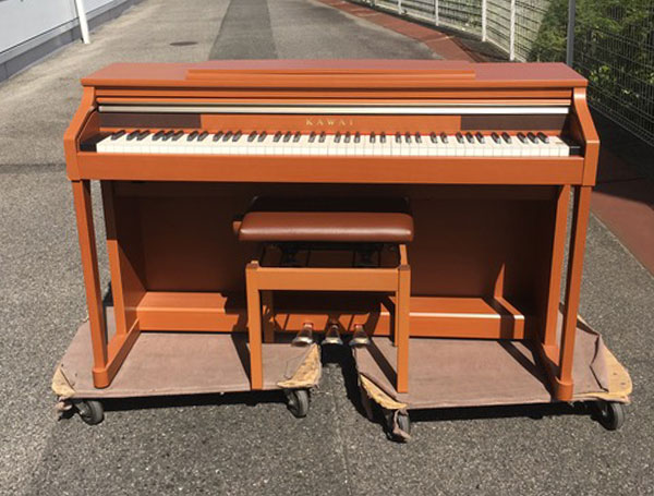 カワイ電子ピアノ CA17C