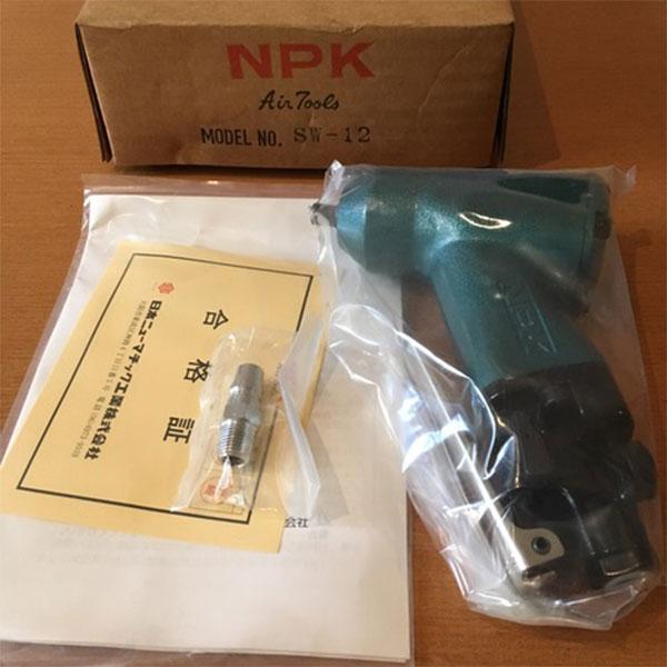 NPK 日本ニューマチック工業 エアーインパクト SW-12