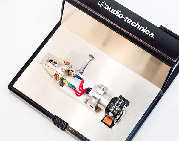 オーディオテクニカカートリッジAT-ART9