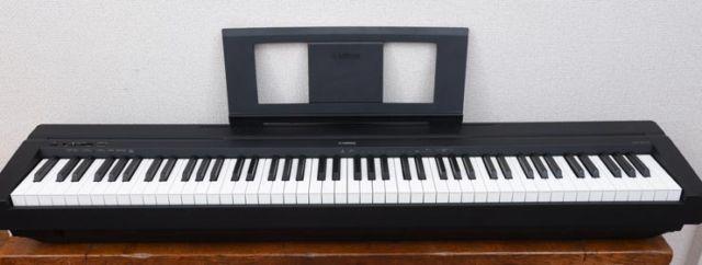 YAMAHA ヤマハ 電子ピアノ P-45